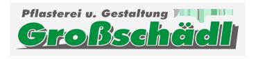 Pflasterei Großschädl